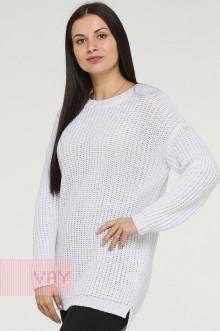 Джемпер женский 182-4808 Фемина (Optik/металнить мультиколор)