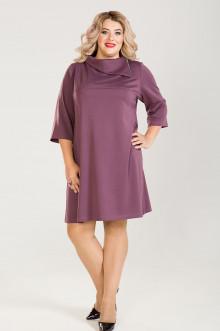Платье 776 Luxury Plus (Темно-розовый)