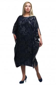 """Платье """"Олси"""" 1805020/1 ОЛСИ (Черный)"""