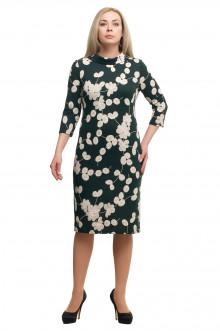 """Платье """"Олси"""" 1705020/1 ОЛСИ (Зеленый)"""