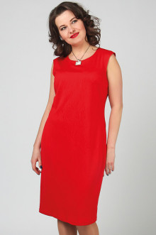 """Платье """"СКС"""" 1705 (Красный)"""