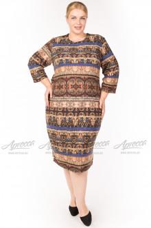 "Платье ""Артесса"" PP02306GRN52"