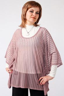 """Блуза """"СКС"""" 057 (Дымчато-розовый)"""