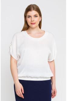 "Блуза ""Лина""4140 (Белый)"